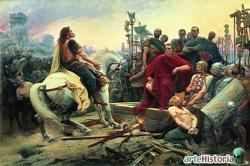 La conquista de la Galia