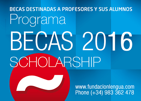 ScholarShip 2016 - Learn spanish in Spain